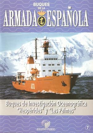 Buques de Investigación Oceanográfica