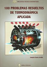 100 problemas resueltos de termodinámica aplicada
