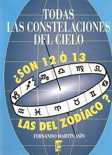 Todas las constelaciones del cielo ¿Son 12 o 13 las del zodíaco?