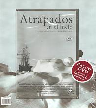 Atrapados en el hielo (Libro + DVD)