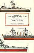 Cruceros. Enciclopedia en color de la marina mundial