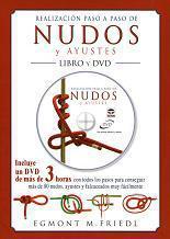 Realización paso a paso de Nudos y Ayustes -Libro y DVD-