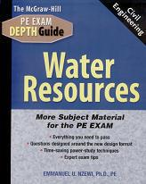Water Resources. The McGraw-Hill Civil Enineering PE Exam Depth Guide