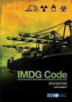 IMDG Code Supplement. 2010 Edition. IH210E