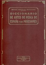 Diccionario de Artes de Pesca de España y sus Posesiones