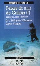 Peixes do Mar de Galicia (I). Lampreas, Raias e Tiburóns