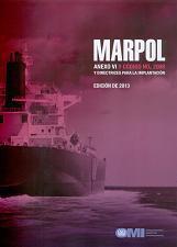 MARPOL. Anexo VI y Código NOx 2008 y Directrices para la Implantación. IB664S