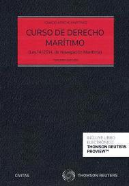 Curso de Derecho Marítimo (Ley 14/2014, de Navegación Marítima)