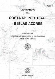 Derrotero 4. Costa de Portugal e Islas Azores
