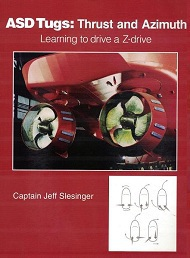 ASD Tugs: Thrust and Azimuth. Learning to Drive a Z-Drive