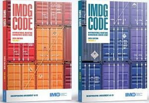 IMDG Code, 2018 Edition 39-18 (inc. Amdt 39-18) 2 volumes