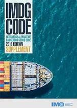 IMDG Code Supplement. 2018 Edition. IJ210E