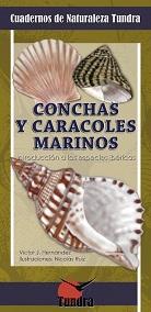 Conchas y Caracoles Marinos. Introducción a las Especies Ibéricas (Desplegable)