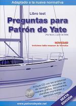 Libro Test Preguntas para Patrón de Yate
