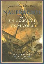 Naufragios de la Armada Española
