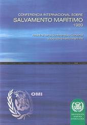 Conferencia internacional sobre salvamento marítimo 1.989  I452S