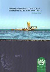 Convenio internacional de Nairobi sobre la remoción de restos de naufragio, 2007. Edición de 2.008. I470S