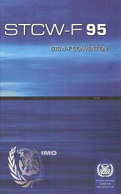 STCW-F 95. International Convention on Standards of Training Certification and Watchkeeping for Fishing Vessel Personnel, 1995.   I915E