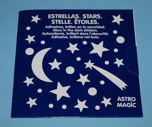 Adhesivos estrellas
