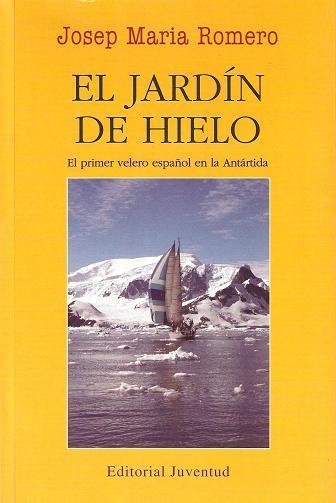 El jard n de hielo libros n uticos lectura n utica for El jardin de los libros