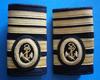 Galones de Capitán. Manguitos Blandos (Marina Mercante)