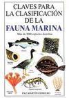 Claves para la clasificación de la fauna marina