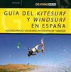 Guía del kitesurf y windsurf en España