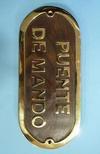 Placa Puente de Mando