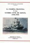 La Marina Francesa y la Guerra Civil de España (1936-1939)