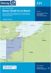 Dover Strait to Le Havre. Carta Náutica Imray C31