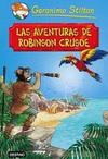 Las Aventuras de Robinson Crusoe (Geronimo Stilton)
