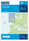 British Isles. Carta náutica Imray C80