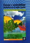 Energía y sosteniblidad - Incidencia en el medio marino